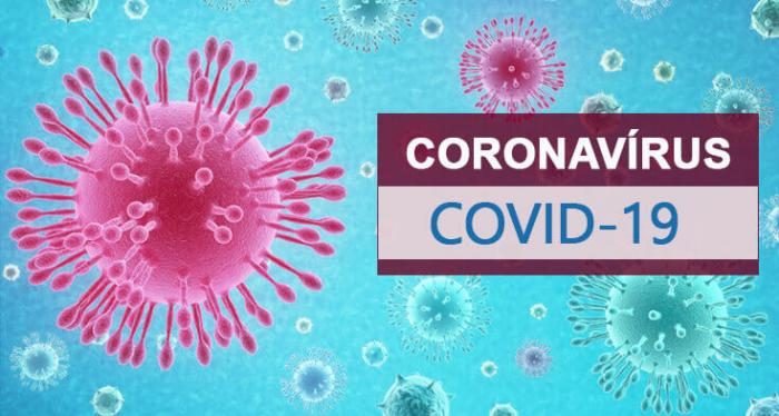 Município registra os primeiros dois casos de COVID-19